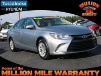 Silver Bullet! Isn't it time for a Toyota?! Are you
