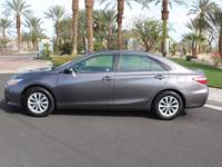 2015 CAMRY LE!!! GAS SAVER!!! SAVE BIG AND SAVE NOW!!!
