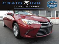 New Arrival! Priced below Market! This Toyota Camry is