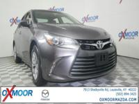 New Price! 2015 Toyota Camry LE Almond w/Fabric Seat