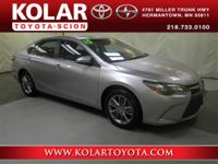 Your lucky day! At Kolar Toyota, YOU'RE #1! Please feel