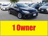 Carfax One Owner and CLEAN CARFAX. Camry LE and 4D