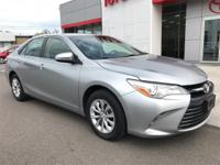 How tempting is this terrific 2015 Toyota Camry? Toyota