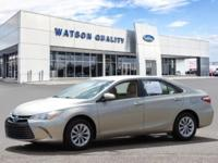 New Price! CARFAX One-Owner. Camry SE, 2.5L I4 SMPI