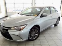 Certified. Celestial Silver Metallic 2015 Toyota Camry