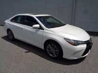 New Price! 2015 Toyota Camry SE CARFAX One-Owner. **ONE