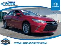 ***Tax Season Saver*** New Price! 2015 Toyota Camry