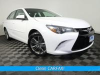 Clean CARFAX. CARFAX One-Owner. Sunroof / Moonroof,
