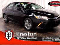 Toyota Certified!! Carfax 1 owner!! Hybrid!!! 2015