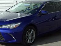 This outstanding example of a 2015 Toyota Camry XLE is