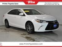 Toyota Certified!, 2015 Toyota Camry XSE in Super