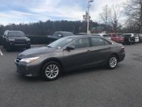 Predawn Gray Mica 2015 Toyota Camry LE FWD 6-Speed