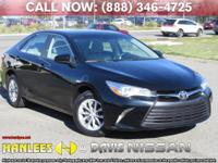 Options:  2015 Toyota Camry|Check Out This 2015 Toyota