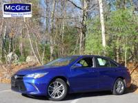 ======: 2015 Toyota Camry SE - McGee 136 Point