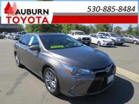 LOW MILES, 1 OWNER, BLUETOOTH!!  This 2015 Toyota Camry