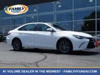 Look at this 2015 Toyota Camry SE. Its Automatic