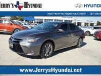 This 2015 Toyota Camry SE is offered to you for sale by