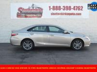 Options:  2015 Toyota Camry Se|Aluminum/Alloy