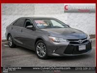 Options:  2015 Toyota Camry Se|Gray|Toyota