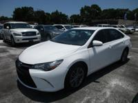 Options:  2015 Toyota Camry Se|Come And Visit Us At