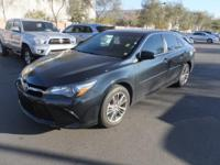FUEL EFFICIENT 35 MPG Hwy/25 MPG City! SE trim. CARFAX