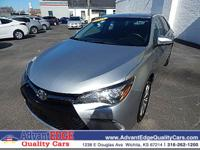 Here it is! It just doesn't get any better!! This Camry