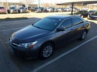 We are excited to offer this 2015 Toyota Camry. This