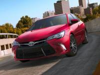Camry SE and 4D Sedan. Low Miles! Estimated 35 MPG! If