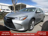 Options:  2015 Toyota Camry|Sedan|Thank You For