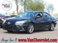 Clean CARFAX. CARFAX One-Owner.  2015 Toyota Camry