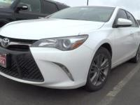 Come see this 2015 Toyota Camry SE. Its Automatic