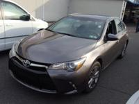 **CarFax One Owner**. Camry SE. Toyota Quality!