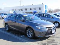 ONE OWNER and CLEAN CARFAX. Camry SE, 4D Sedan, 6-Speed