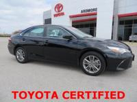 Recent Arrival! 2015 Toyota Camry Clean CARFAX.