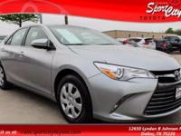 Clean Vehicle History Report, Camry LE, Power driver