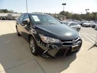We are excited to offer this 2015 Toyota Camry. Your
