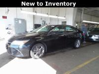 Camry... SE... Sedan... 2.5 i4... 6-Speed Automatic...