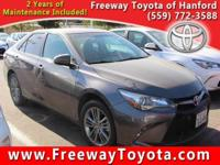 CARFAX One-Owner. Clean CARFAX. 2015 Toyota Camry SE