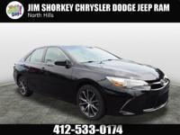 2015 Toyota Camry XSE CARFAX One-Owner. Clean CARFAX.