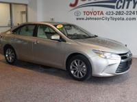 New Price! 2015 Creme Brulee Mica Toyota Camry CHECK