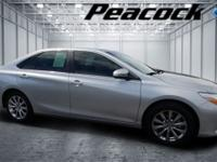 New Price! Recent Arrival! Camry XLE, 4D Sedan, 2.5L I4