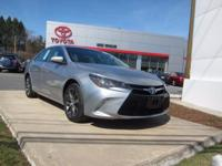 2015 Toyota Camry Certified. Odometer is 4108 miles