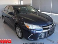 Certified. BK 2015 Toyota Camry XLE FWD 6-Speed