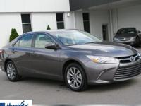CARFAX One-Owner. Cosmic Gray Mica 2015 Toyota Camry