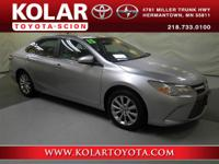 Camry XLE, ONE Owner Per AUTO CHECK History Report,