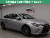 One Owner!! Toyota Certified!! $ave!! At Kool Toyota,