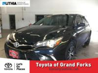 CARFAX 1-Owner, Toyota Certified, In Good Shape. WAS