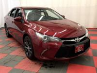 Our incredible One Owner 2015 Toyota Camry XSE Sedan