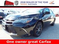 Attitude Black Clean CARFAX. ONE OWNER, DEALER