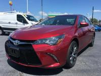 This 2015 Toyota Camry is complete with top-features